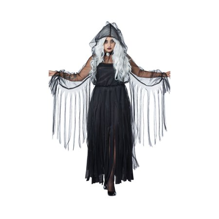 Plus Size Vengeful Spirit Ghost Costume - Spirit Halloween Store Denver