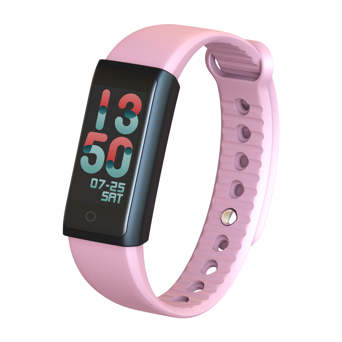 IMAGE Waterproof Fitness Tracker Bluetooth Smart Watch Band Heart Rate Blood Oxygen Pressure Monitor for Android & iOS