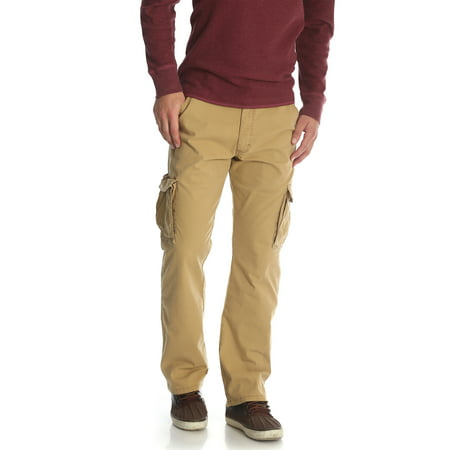 Wrangler Men's Comfort Solution Series Cargo Pant ()