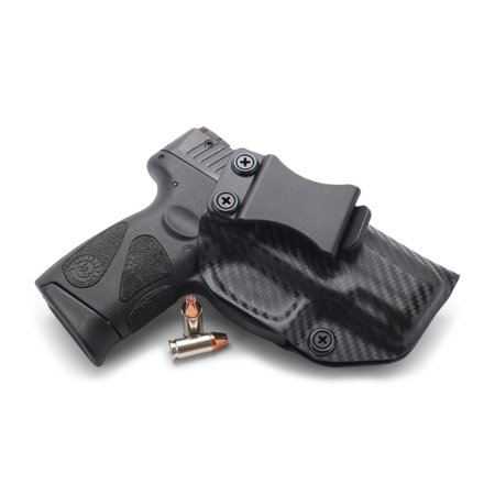 Concealment Express: Taurus 111 140 Millennium G2 IWB KYDEX (Best Cross Draw Concealment Holster)