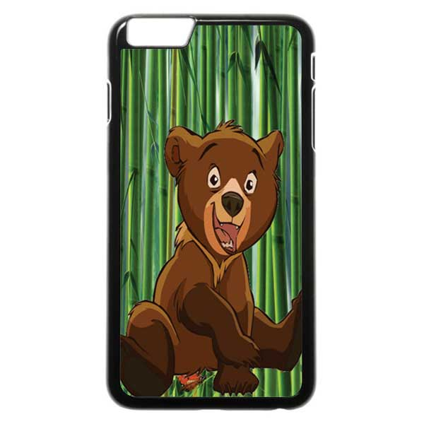Brother Bear Bamboo iPhone 7 Plus Case
