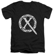 Xena Warrior Princess Sigil Mens V-Neck Shirt