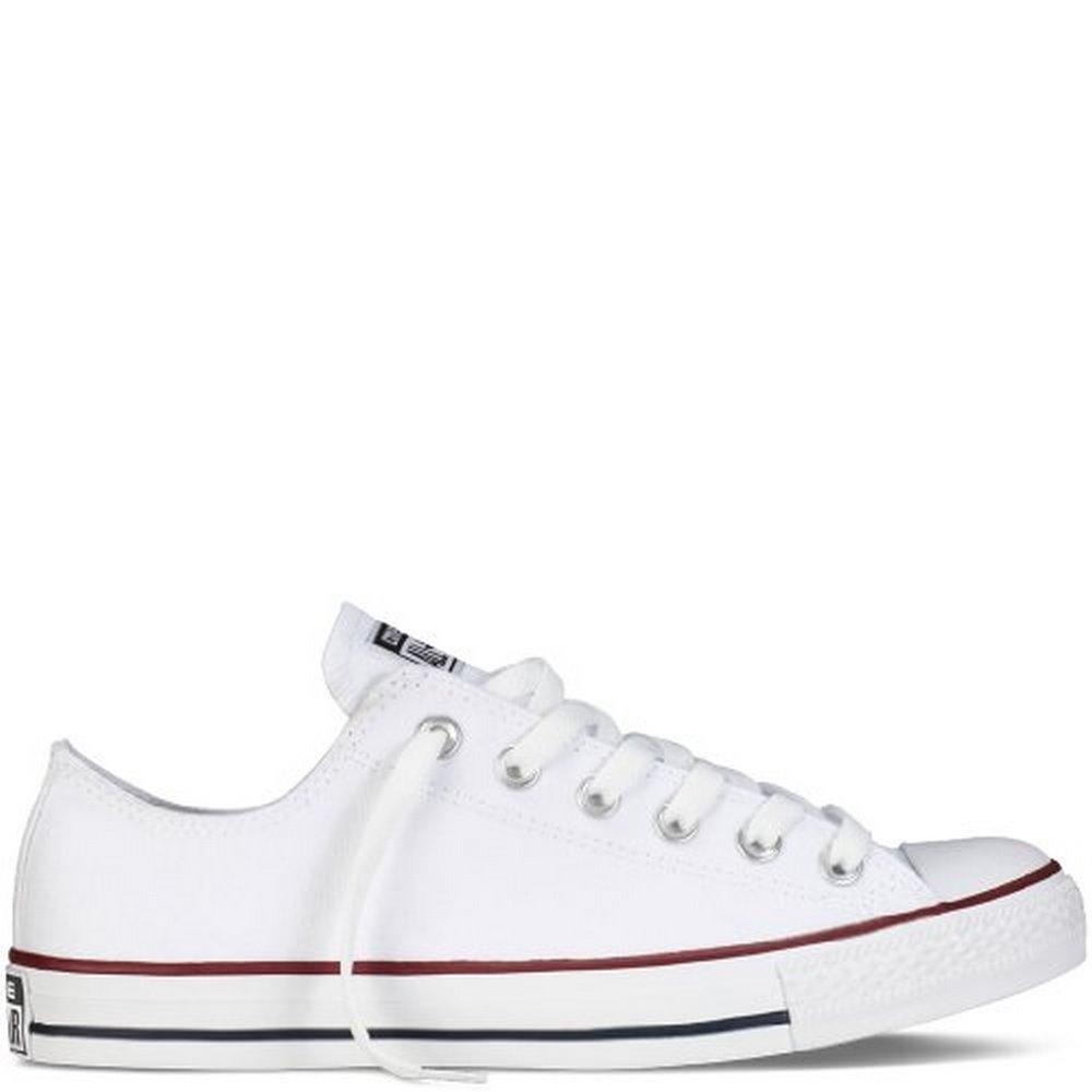 Converse Chuck Taylor All Star Ox Optic White  Unisex Sty...