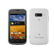 ZTE Imperial N9101 White US Cellular Android 4G LTE Smartphone