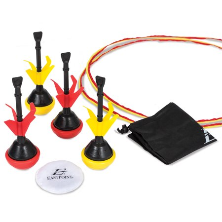 EastPoint Sports 2-in-1 Lawn Darts/Bocce Combo (Lawn Darts Game)