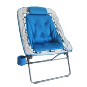 Foldable Rectangular Air Mesh Outdoor Bungee Chair
