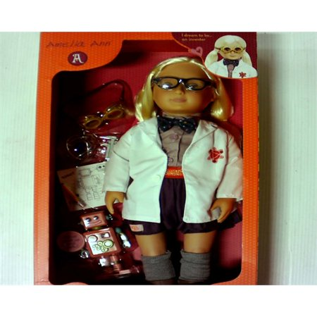 Our Generation® Professional Doll - Amelia? Scientist~ ()