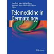 Best Dermatology Books - Telemedicine in Dermatology - eBook Review