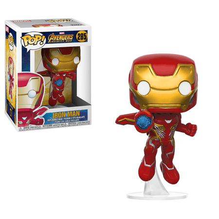 Furniture Pop (Funko POP! Marvel - Avengers Infinity War - Iron Man)