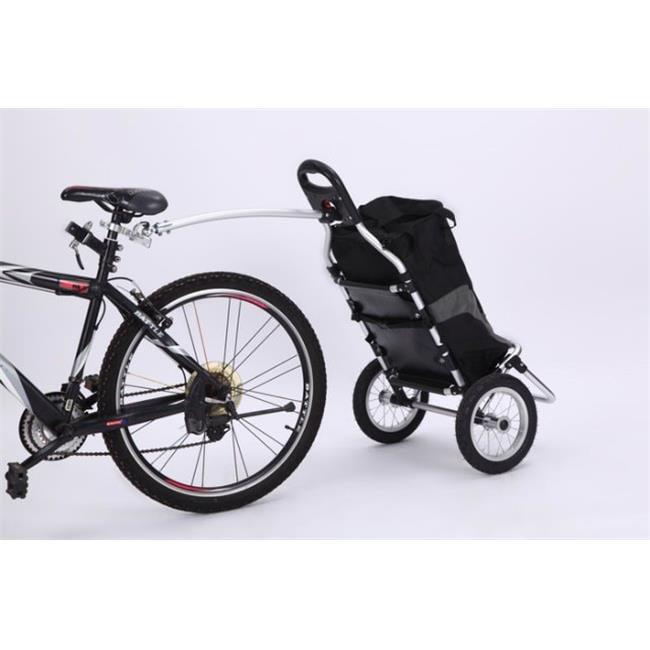 Sepnine 8007T-Grey Bike Commuter Cargo Trailer, Grey