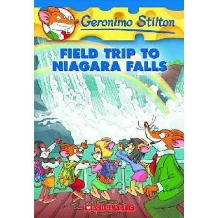 Geronimo Stilton #24: Field Trip to Niagara Falls - Halloween Niagara Falls