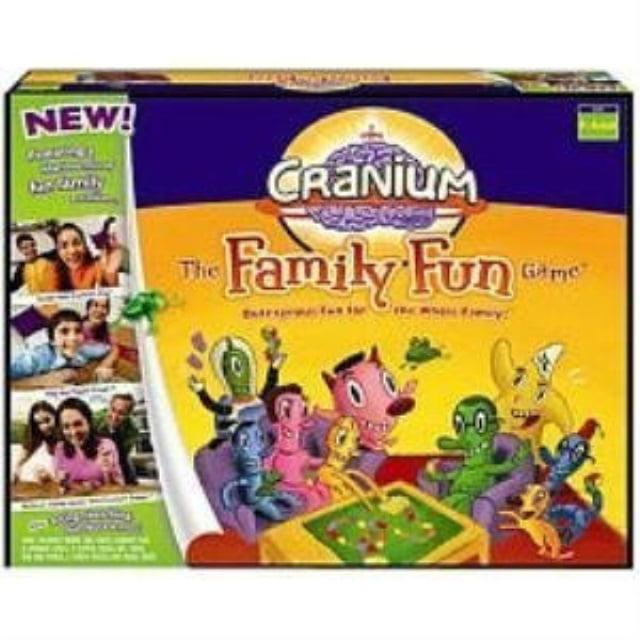 Cranium Family Fun Game by