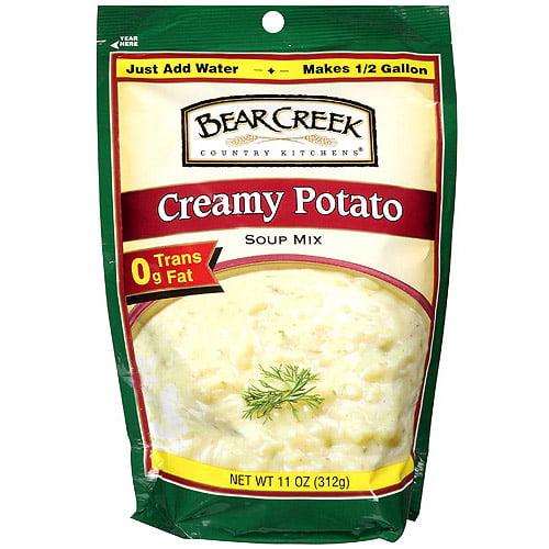 Bear Creek Country Kitchens Creamy Potato Soup Mix, 11 oz