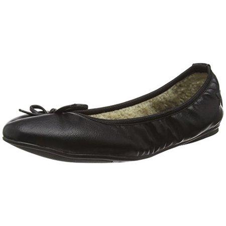457d981c1c95 Butterfly Twists - Butterfly Twists Women's Penelope Ballet Flat, Black, 39  EU/8 M US - Walmart.com