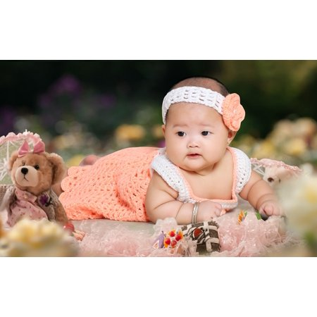 Canvas Print Live Babe UK Baby UK Big Time War Viet Stretched Canvas 10 x 14