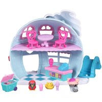 Squinkies Do Drops Squinkieville Ice Cream Shop Playset 14 Pc