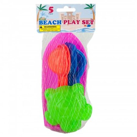Bulk Buys BH451-24 Beach Play Set - 24 Piece