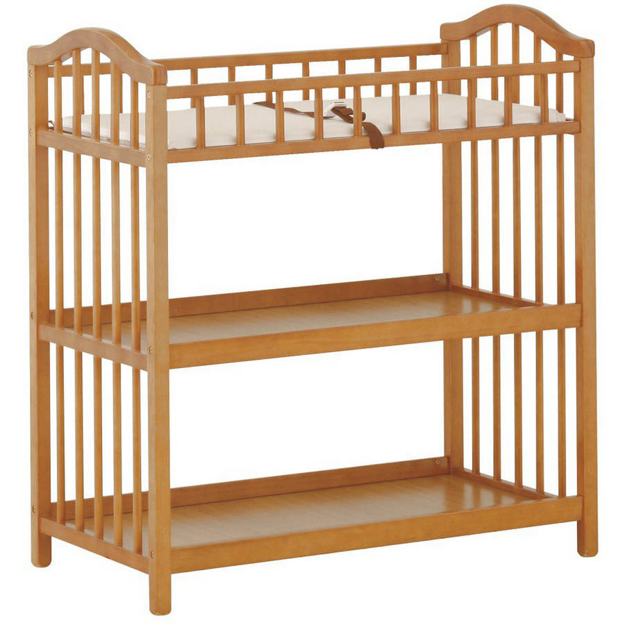 Storkcraft Bradford Changing Table, Oak
