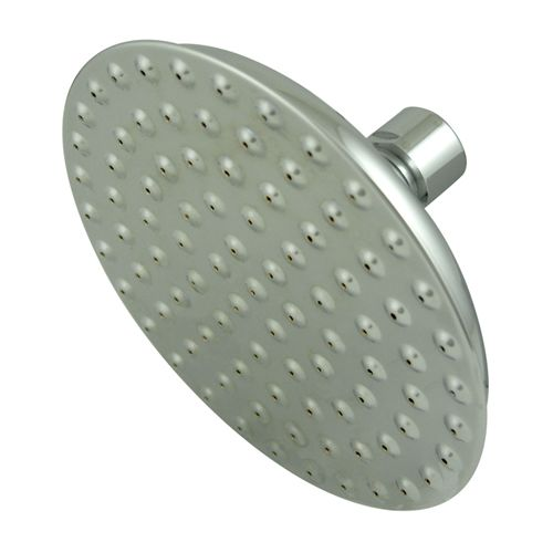 "Elements Of Design DK1351 5-1/4"" Brass Rain Shower Head with 43 Jets and 1/2"" IPS Inlet from the Seattle Collection"