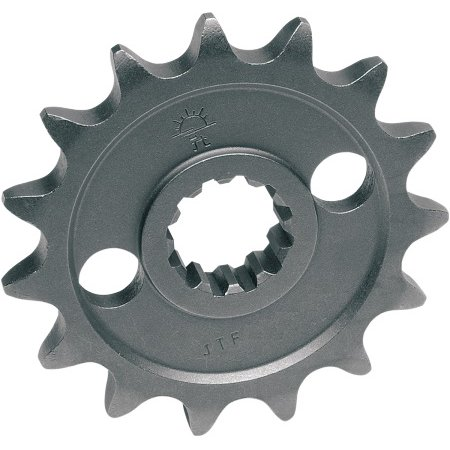 Teeth Sprocket - JT Front Sprocket 14 Tooth Fits 2010 Suzuki RMX450Z