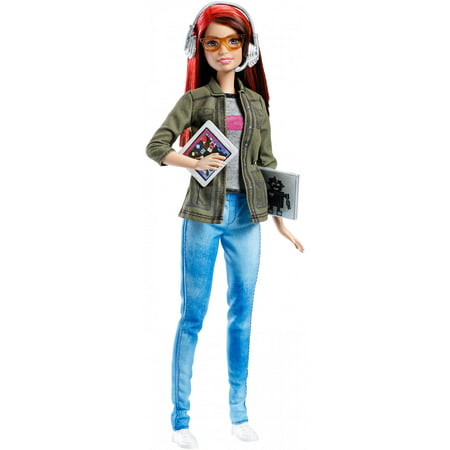 Barbie Game Developer Doll](Halloween Barbie Games)