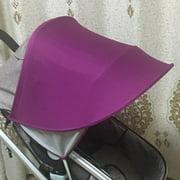 PURATEN Anti-UV Sunshade Cover Sun Hood Canopy For Baby Stroller Shade Weatherproof