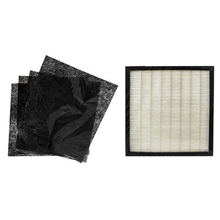 Oreck Airvantage HEPA and Carbon Replacement Filters, 1-Year Supply | WK01234QPC - image 1 of 1