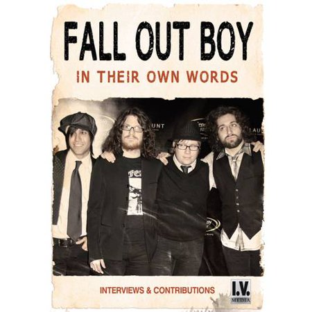 Fall Out Boy: In Their Own Words (Music DVD)