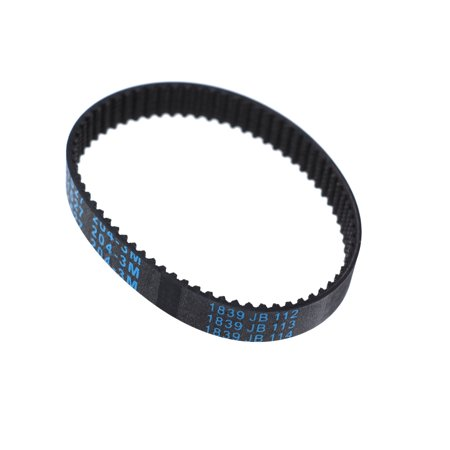 Black & Decker OEM 90611527 replacement leaf blower vacuum timing belt (Black And Decker Air Swivel Replacement Belt)