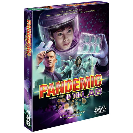 Pandemic: In the Lab Cooperative Game ()