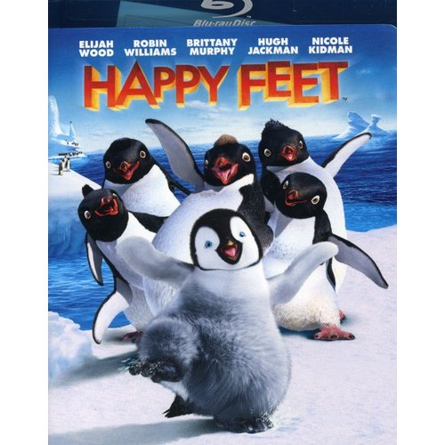 Happy Feet (Blu-ray) (Widescreen)