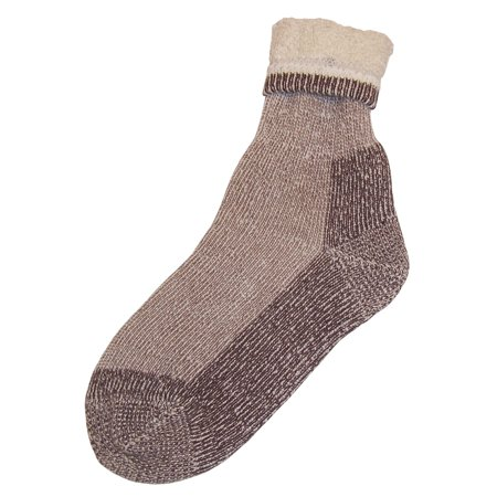 - NICE CAPS Womens Bulky And Warm Wool Blend High Ankle Socks
