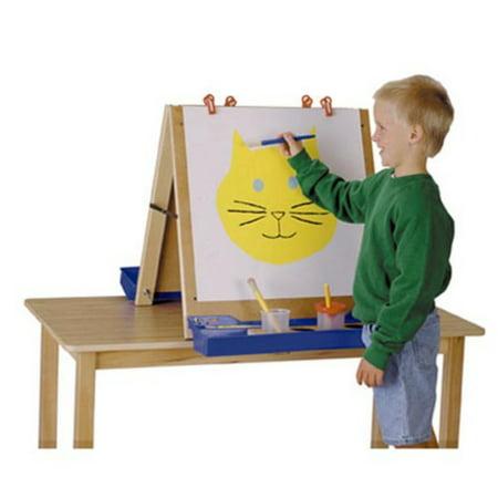 jonti craft childrens tabletop easel. Black Bedroom Furniture Sets. Home Design Ideas