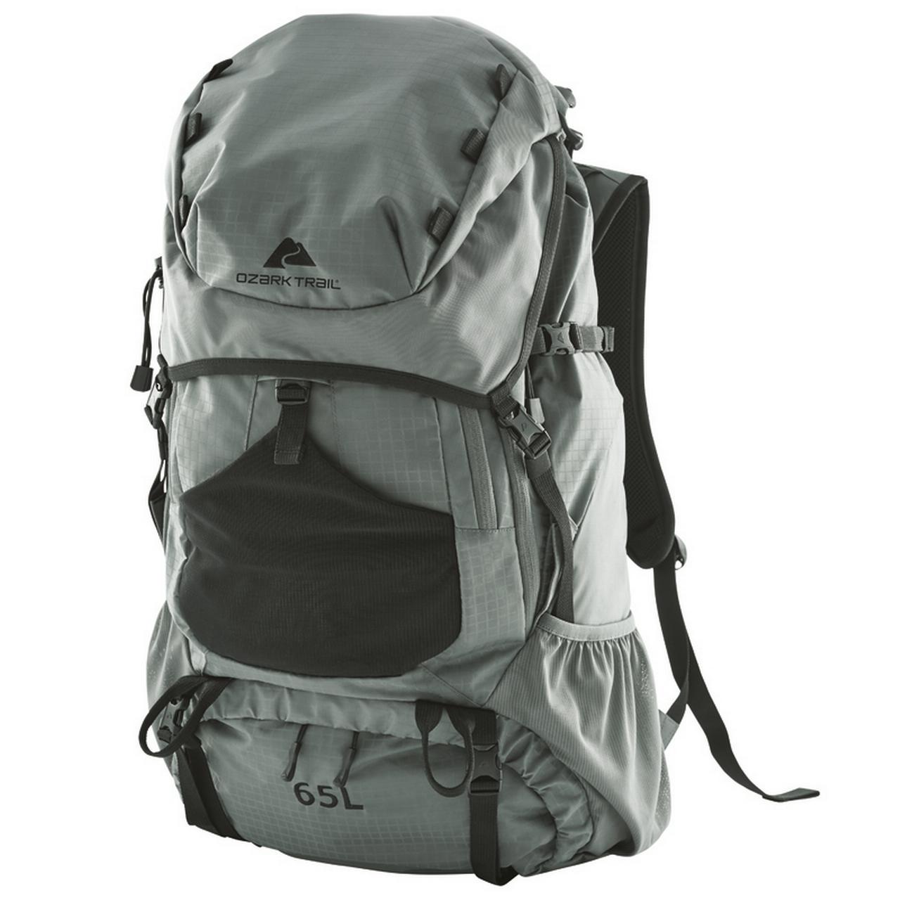 Ozark Trail 65L Stavern Hydration-Compatible Backpack