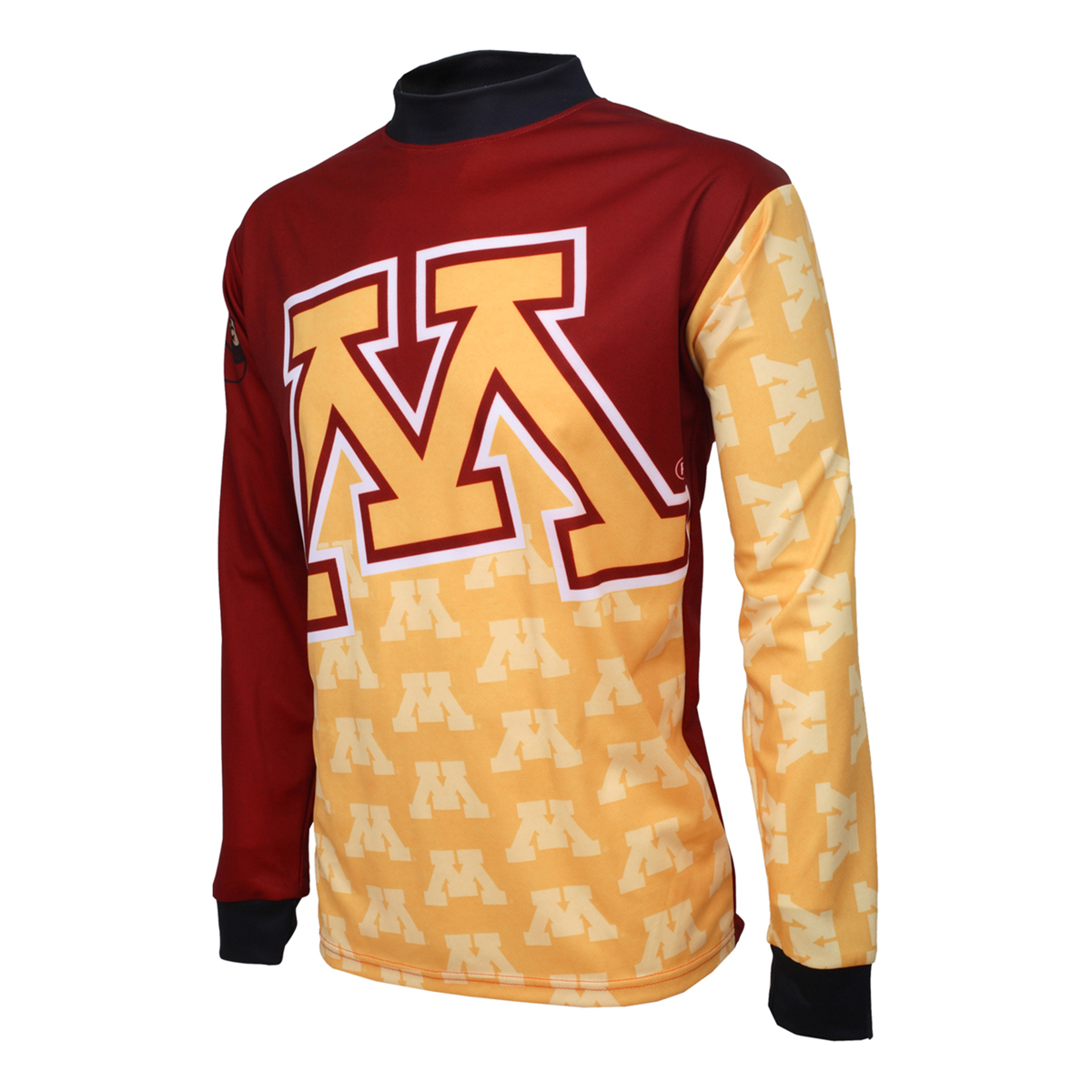 Adrenaline Promotions University of Minnesota Long Sleeve Mountain Bike Jersey