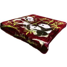 Weighted Heavy Korean Faux Mink Fleece Blanket 1 Ply Silky Soft Plush Warm Blanket For Autumn Winter Twin Full Queen Walmart Com Walmart Com