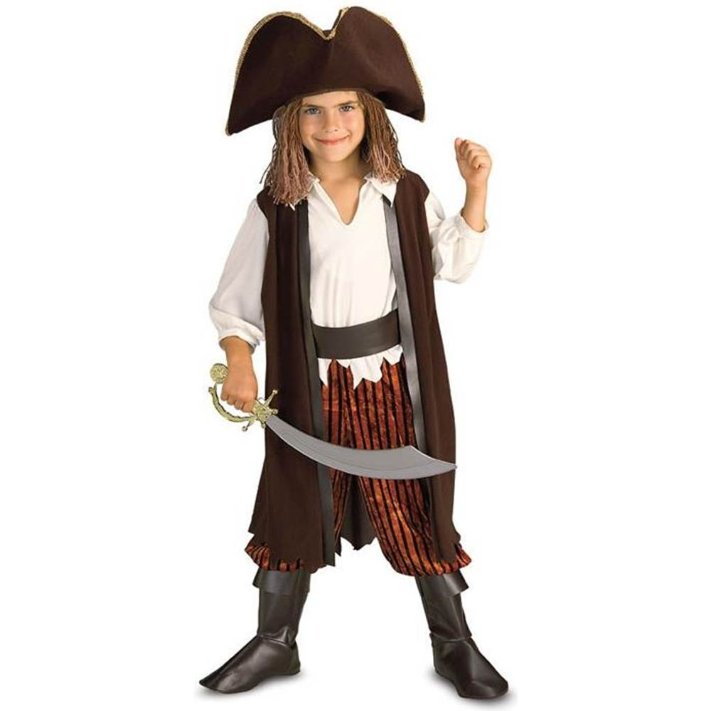 Carribean Pirate Toddler Costume by Morris Costumes
