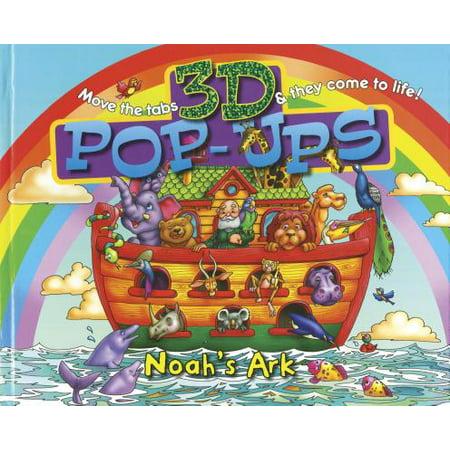 Noah's Ark Baby Room (Noah's Ark 3-D Pop-ups)