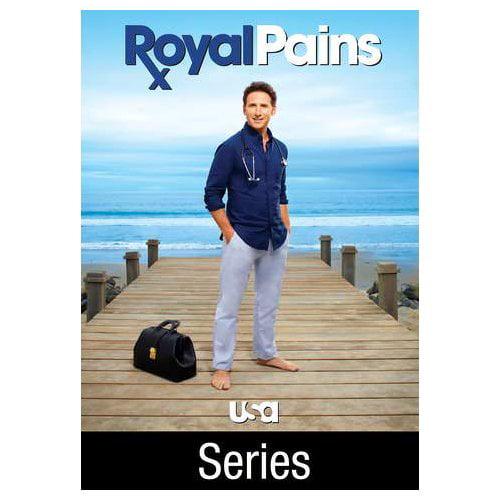 Royal Pains [TV Series] (2009)