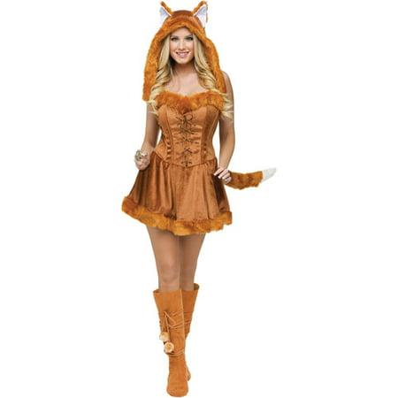 Fun World Lady Fox Halloween Costume