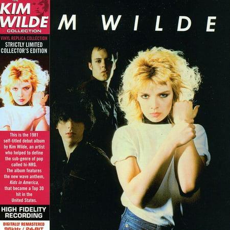 Kim Wilde (CD) (Remaster) (Limited Edition) (Love Blonde The Best Of Kim Wilde)