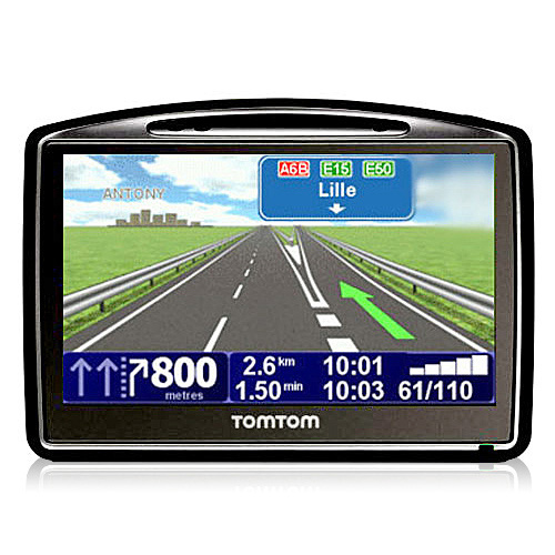 Refurbished TomTom GO 910 US and Europe Maps TomTom GO 910 US and Europe Maps