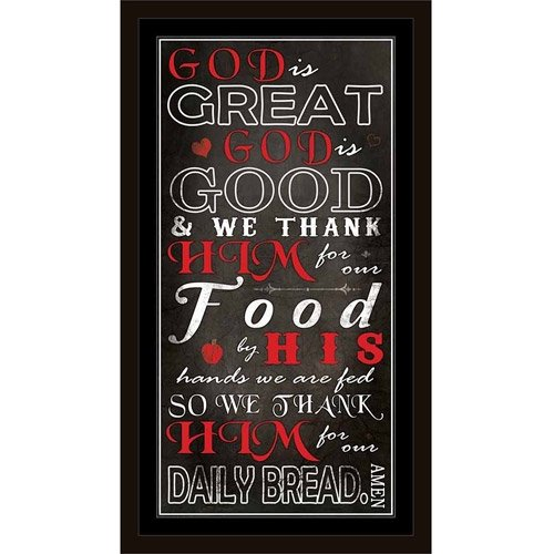 mickey mouse bathroom decorating ideas home and garden ideas.htm god is great god is good kitchen dinner prayer religious  god is good kitchen dinner prayer