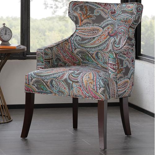 Red Barrel Studio Medders Wingback Chair