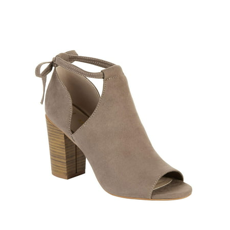 Melrose Ave Women's On The Lookout Vegan Heeled - Heeled Sandals