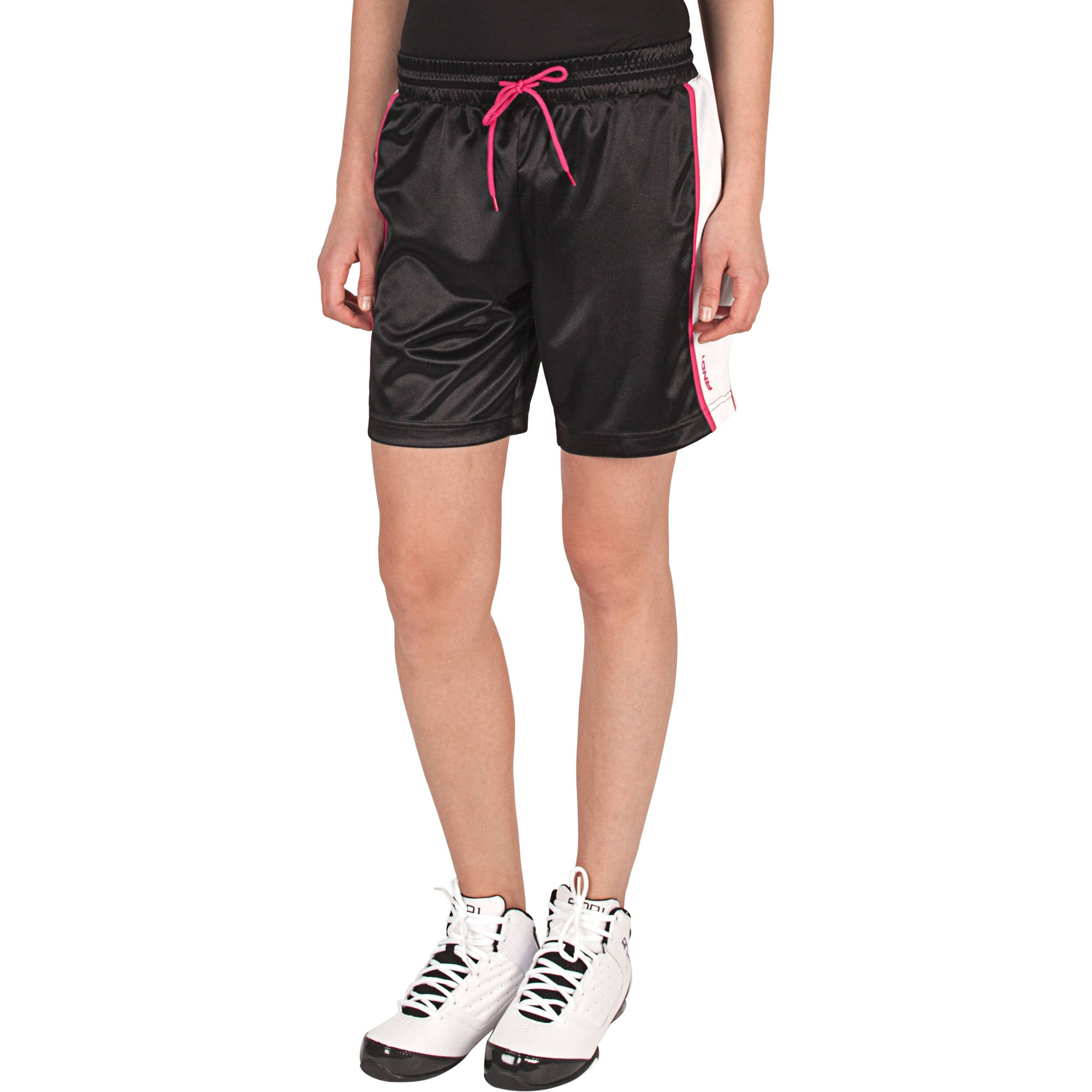 AND1 Women's Plus-Size Dazzle Game Short