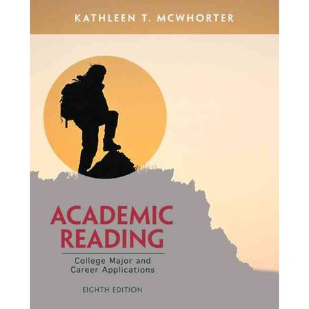 Academic Reading: College Major and Career Applications by