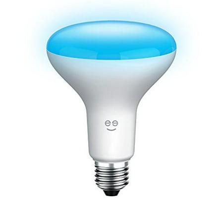 - Geeni PRISMA Drop 65W Equivalent Multi-Color BR30 Smart LED Light Bulb