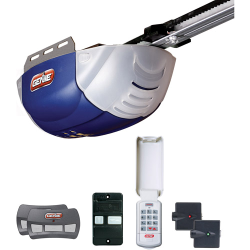Genie 37001u Garage Door Opener with 1/2  HPc DC Belt