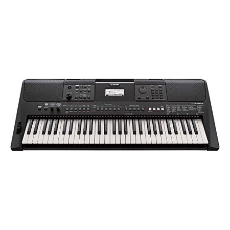 Yamaha PSR-E463 61-Key Portable Keyboard with XG Lite Voice Library